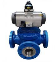 Válvula de esfera alta pressão